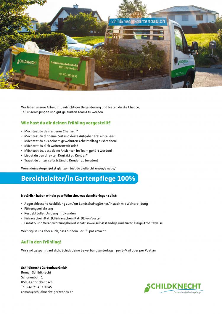 Schildknecht_Inserat_Bereichsleiter_Gartenpflege_2021_v02