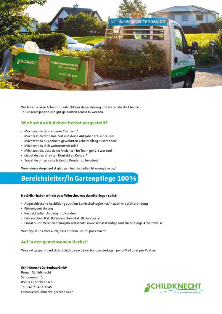 schildknecht_inserat_bereichsleiter_gartenpflege_herbst_2021_A4_v01